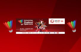 Live Streaming Thailand Open: Fitriani tekuk Lyanny Mainaky, Tommy Sugiarto Tersingkir