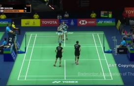 Live Streaming Thailand Open: Perjuangan 4 Ganda Campuran Indonesia