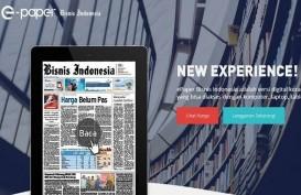 Sambut Kemerdekaan RI, Epaper Bisnis Indonesia Turunkan Harga 45%