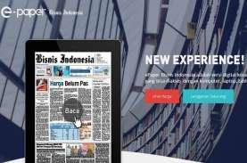 Sambut Kemerdekaan RI, Epaper Bisnis Indonesia Turunkan…