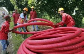 Serapan Rendah, Utilitas Industri Kabel Menurun