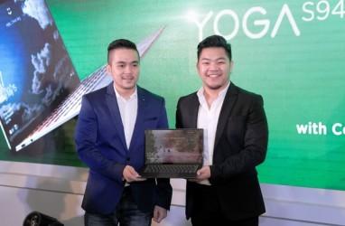 GADGET BARU: Lenovo Yoga S940,  Bisa Pindahkan Konten Laptop dengan Gerakan Mata