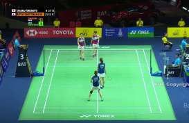 Live Streaming Thailand Open: Fitriani Menyerah Rubber-set