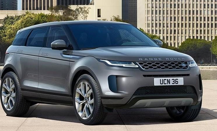 All New Range Rover Evoque - Land Rover