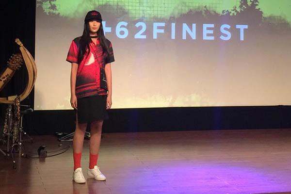 Salah satu produk dari brand lokal Monstore yang akan diboyong dalam pameran produk fashion internasional Liberty Fairs pada Agustus mendatang - Dok Istimewa Bekraf