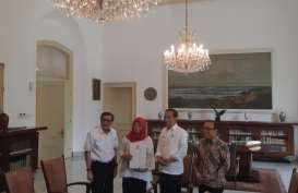 Usai Peroleh Amnesti, Baiq Nuril Temui Presiden Jokowi di Istana Bogor
