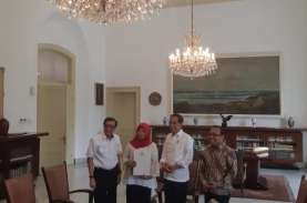 Usai Peroleh Amnesti, Baiq Nuril Temui Presiden Jokowi…