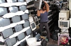 DKI Tangani 1 Ton Sampah Elektronik
