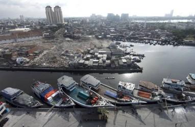 BPBD : Tinggi Permukaan Air Jakarta Utara Sudah Turun