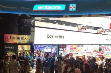 Watsons Tawarkan Diskon Produk Kesehatan & Kecantikan