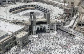 193.300 Jemaah Haji Indonesia Tiba di Makkah, 49 Wafat