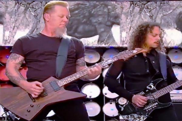 Metallica - Antara