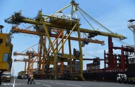 Transhipment Tanjung Perak Kian Ramai