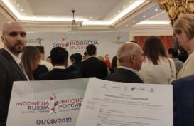 Forum Bisnis Indonesia-Rusia Sepakati Kontrak US$1,11 Miliar