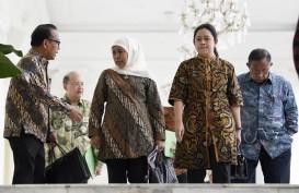 Khofifah Cemaskan Anomali Kemiskinan di Jawa Timur