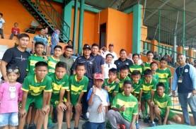 Ini Tips Buat Pelatih Sekolah Bola dari Francis Wawengkang