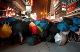 Demo Hong Kong, Polisi Tangkap 20 Pengunjuk Rasa