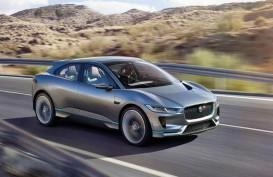 MOBIL LISTRIK : Jaguar I-Pace Siap Masuk Indonesia
