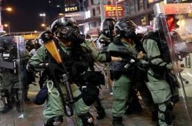 Mulai Hari Ini, Pengunjuk Rasa di Hong Kong Akan Gelar…