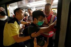 Aksi Mogok di Hong Kong Ganggu Transportasi Darat…