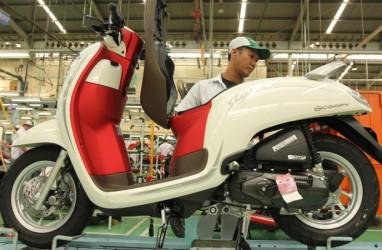 Sambut HUT RI, Honda Scoopy Usung Kelir Merah Putih