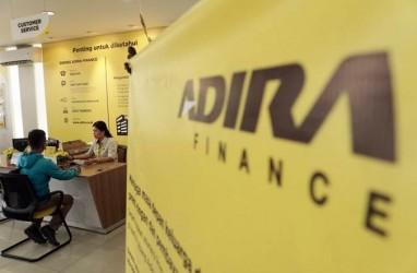 Pembiayaan Adira Finance, Kontribusi Wilayah Sumatra Capai 30%