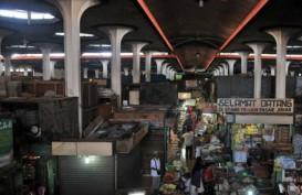 Progres Pembangunan Revitalisasi Pasar Johar Semarang Capai 94%