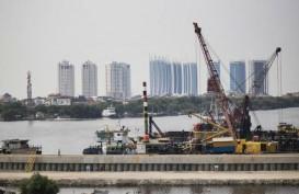 Proyek Jalan Tol di Atas Tanggul Raksasa Teluk Jakarta Masih Mengambang