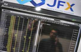 Bursa Berjangka Jakarta Revitalisasi OLE10