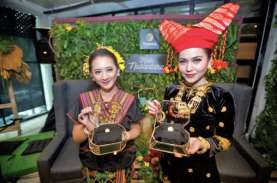 Treasury Luncurkan Koin Nusantara Padang dan Lombok