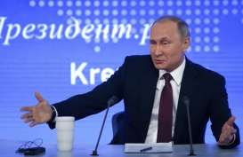 Putin: Kalau AS Kembangkan Rudal, Kami Juga Lakukan Hal yang Sama