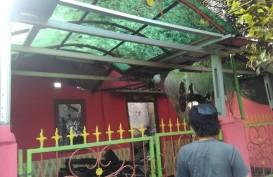 Listrik Padam, 3 Rumah di Puri Artha Sentosa Ludes Dilalap Api