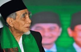 Tokoh PPP, KH Maimun Zubair (Mbah Moen), Wafat di Mekkah Sebelum Subuh