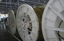Serapan Kabel Listrik Diproyeksi Naik 20 Persen Tahun Ini