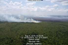 Ada Kebakaran Lahan di Kalimantan, Kemenhub Pantau…