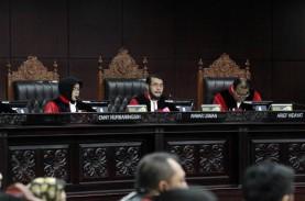 Sengketa Pileg 2019 : MK Tolak Gugatan PDIP dan Gerindra…