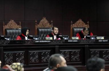 Sengketa Pileg 2019 : MK Tolak Gugatan PDIP dan Gerindra di Sulbar