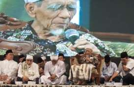 Kiai Maimun Zubair (Mbah Moen) Akan Dimakamkan Satu Kompleks dengan Kakek Buyut Ma'ruf Amin