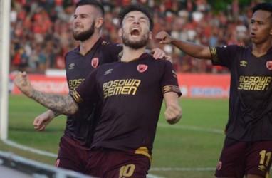 Hasil PSM Vs Persija: Unggul 2-0, PSM Juara Piala Indonesia