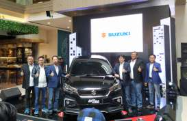 Jabodetabek Sumbang 33 Persen Penjualan Suzuki pada Semester I/2019