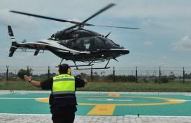 Emiten Penyewaan Helikopter (HELI) Kantongi Pendapatan Rp27 Miliar pada Semester I/2019