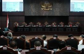 Sidang Sengketa Pileg 2019 : Dari 67 Perkara, MK Hanya Kabulkan 3 Permohonan
