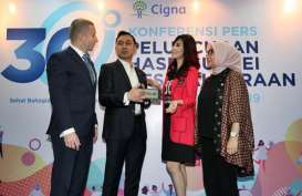 Perkuat Lini Kesehatan, Cigna Indonesia Bakal Hadirkan Cigna Infinite Healthcare