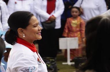 Senyum Iriana Jokowi di TK Negeri Pembina 2 Batam