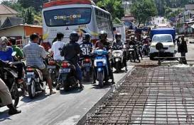 Perbaikan Jalan Kota Palembang Perlu Rp1,3 Triliun