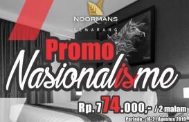 Bangkitkan Jiwa Nasionalisme, Noormans Hotel Gelar Promo