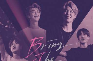 BTS 'Bring the Soul: The Movie' Bisa Dinikmati Non-ARMY