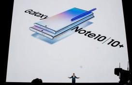 Samsung Luncurkan Galaxy Note 10, Ini Spesifikasi dan Harganya