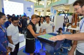 Aqua Luncurkan Botol Plastik Daur Ulang