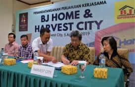 BJ Home Sewa Lahan 1,2 Hektare di Harvest City